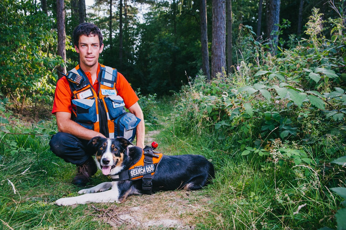 Search Dog Heroes